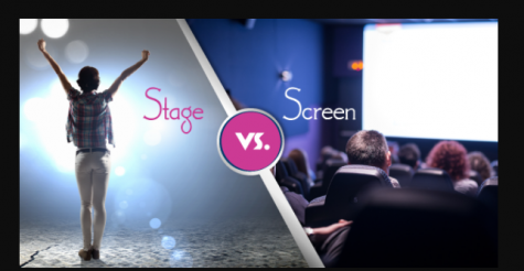 On-stage versus On-screen? Which is better?