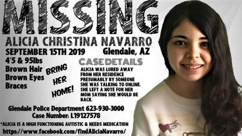 The disappearance of Alicia Navarro