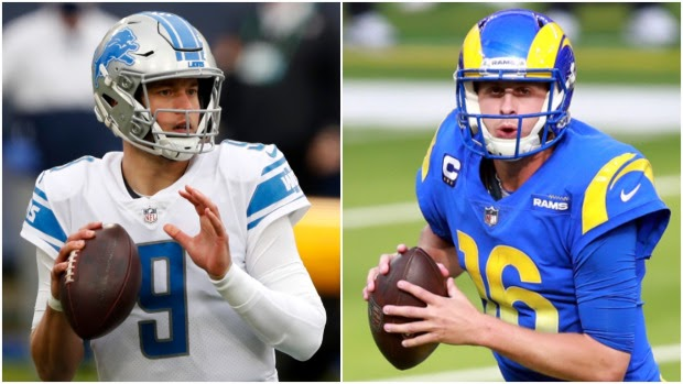 Who Wins in the Jared Goff and Matthew Stafford Trade?