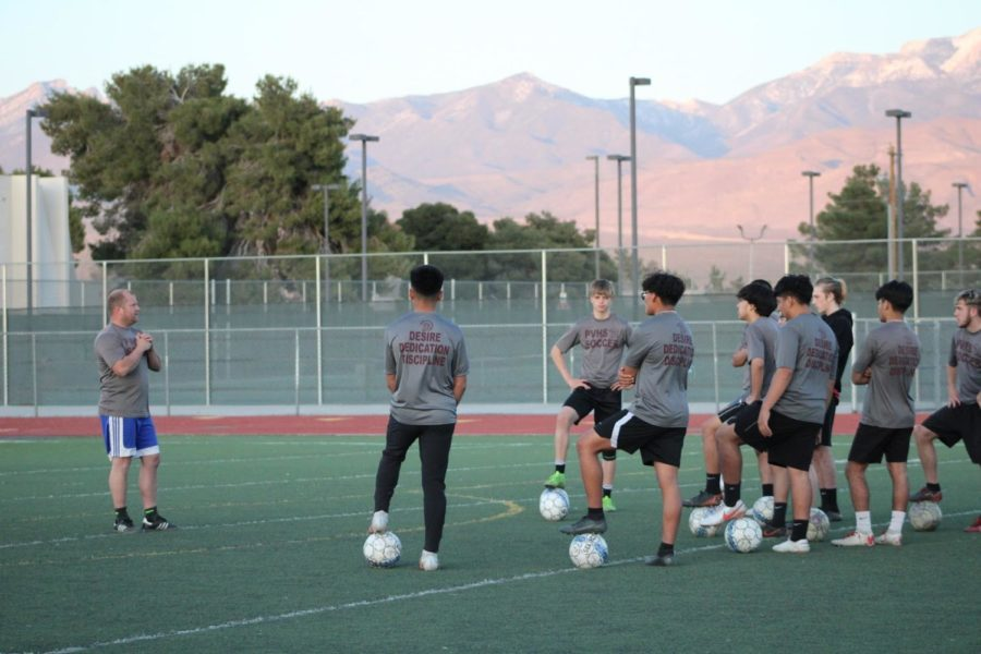 PVHS Boys Soccer Back in the Game