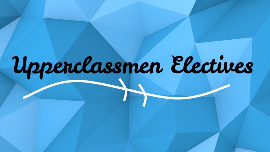 Around PVHS: Upperclassmen Electives!