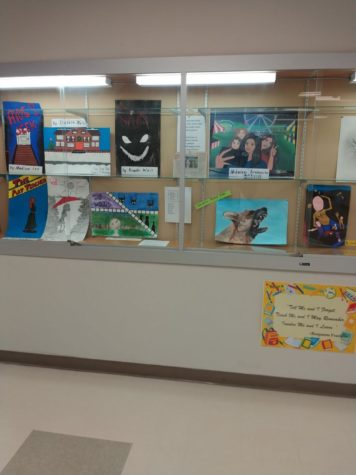 Around PVHS: Creative Ideas of Fine Arts