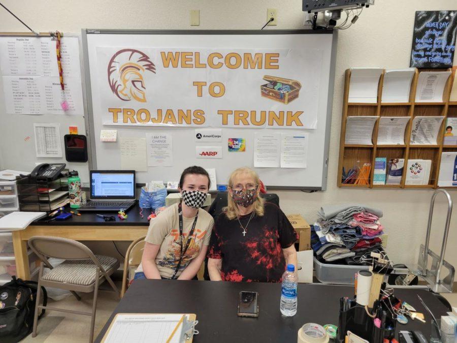 Around PVHS: The Trojan Trunk