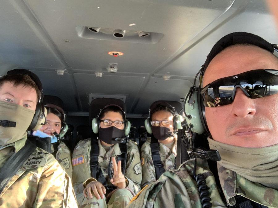 Around PVHS: Military Life
