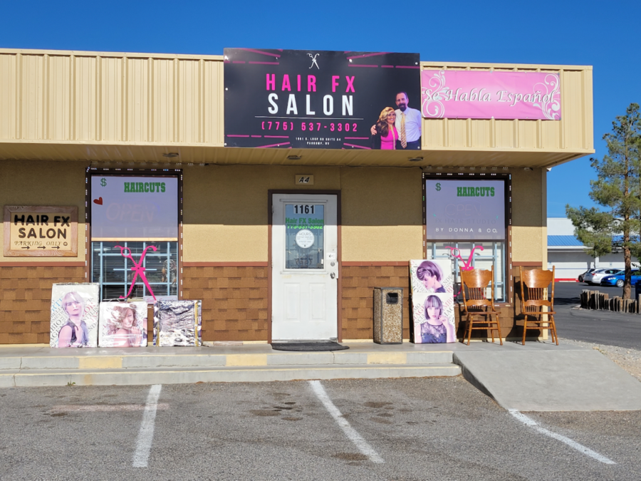 A Visit to the Hair FX Salon